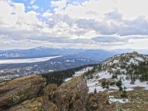Ural Mountains Stock Image