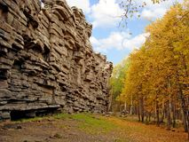 The Ural Mountains stock photography
