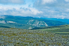 Ural mountains Stock Images