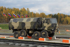 Ural-5323 Stock Image