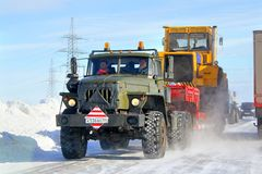 Ural 44202 Royalty Free Stock Image