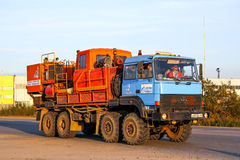 Ural 5323 Stock Photography