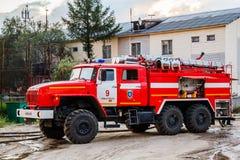 Ural 5557 Royalty Free Stock Photos