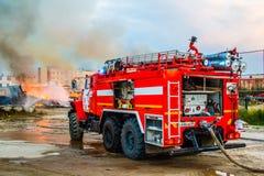 Ural 5557 Stock Photo