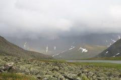 Ural sous-polaire photo stock