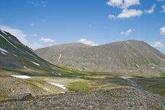 Ural subpolare fotografie stock