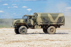 Ural-43206 truck Stock Image