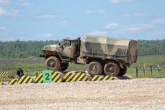 Ural-4320 truck Stock Image