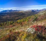 Urals jesień Obrazy Royalty Free