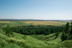 Urals Mountains Stock Photography