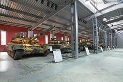 Uralvagonzavod museum Royalty Free Stock Image