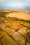 Urangan beach in Queensland, Australia, in the summer royalty free stock photography