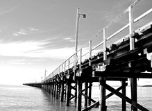 Urangan Pier Royalty Free Stock Images