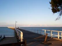 Urangan Pier Royalty Free Stock Image