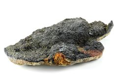 Uraninite Royalty Free Stock Photos