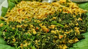 Urap-Urap Stock Photography
