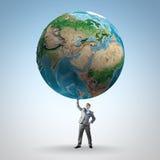 uratować naszą planetę obraz stock