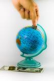 uratować pieniądze Obraz Stock