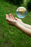 uratować klimatu Zdjęcie Royalty Free