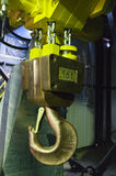 Żuraw Fotografia Stock