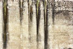 Urazy Betonowa tekstura Obrazy Stock