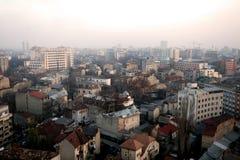 Urban. Many old blocks of flats Royalty Free Stock Photography