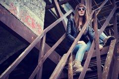 Urban Royaltyfria Bilder