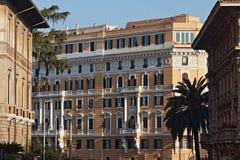 Urban Architecture In Rome Stock Photo