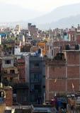 Urban architecture from Kathmandu Nepal Stock Images