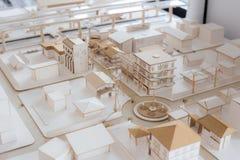 Urban Architecure model Stock Photography