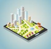 Urban areas Royalty Free Stock Image