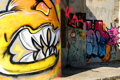 Urban art. Stock Images