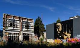Urban Art Christchurch. Stock Photography