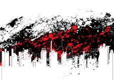 Urban art design. Illustration urban art design background Royalty Free Stock Photos