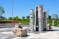 Public Art, Canada Royalty Free Stock Images