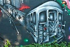 Urban Art - metropolitan Stock Photography