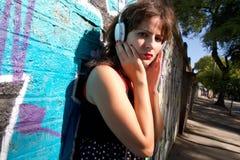 Urban Audio Stock Photo