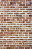 Urban Background (Brick Wall) Stock Image