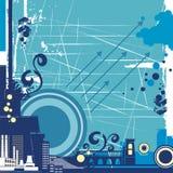 Urban background series royalty free illustration