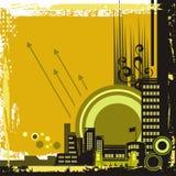 Urban background series stock illustration