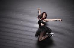 Urban Ballerina Royalty Free Stock Images