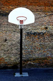 Urban Basketball Court Stock Photo