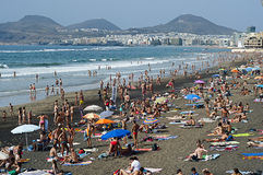 Urban Beach Stock Photos