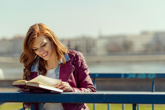 Urban book Royalty Free Stock Images