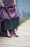 Urban Bridesmaid Stock Photos