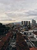 Urban Bucaramanga Arkivbild