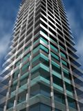 Urban building. MODERN urban buildings on sky background Stock Photo