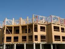 Urban building construction Stock Photos