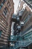 Urban building Stock Photography