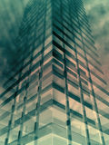Urban building Royalty Free Stock Photography
